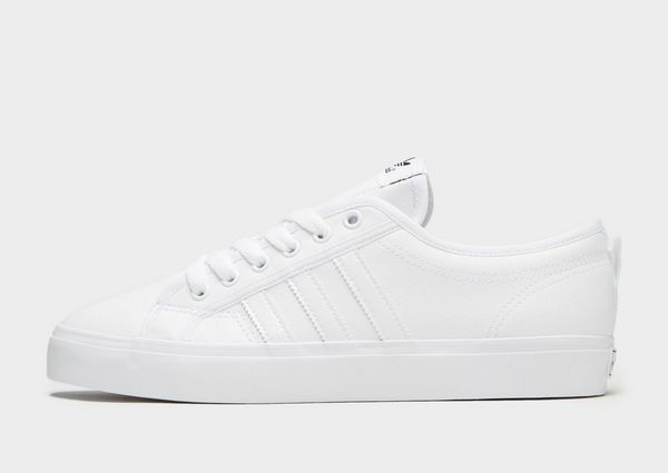 adidas nizza white